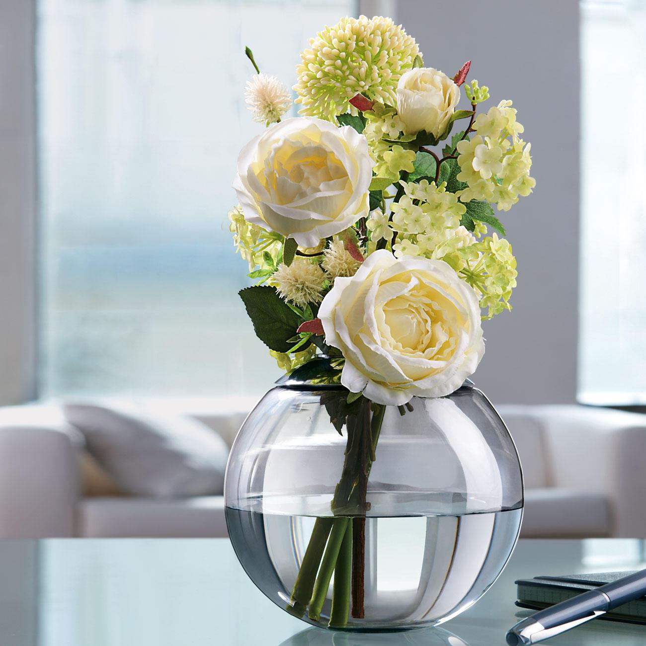 Variable Blumenvase 3 Jahre Garantie Pro Idee