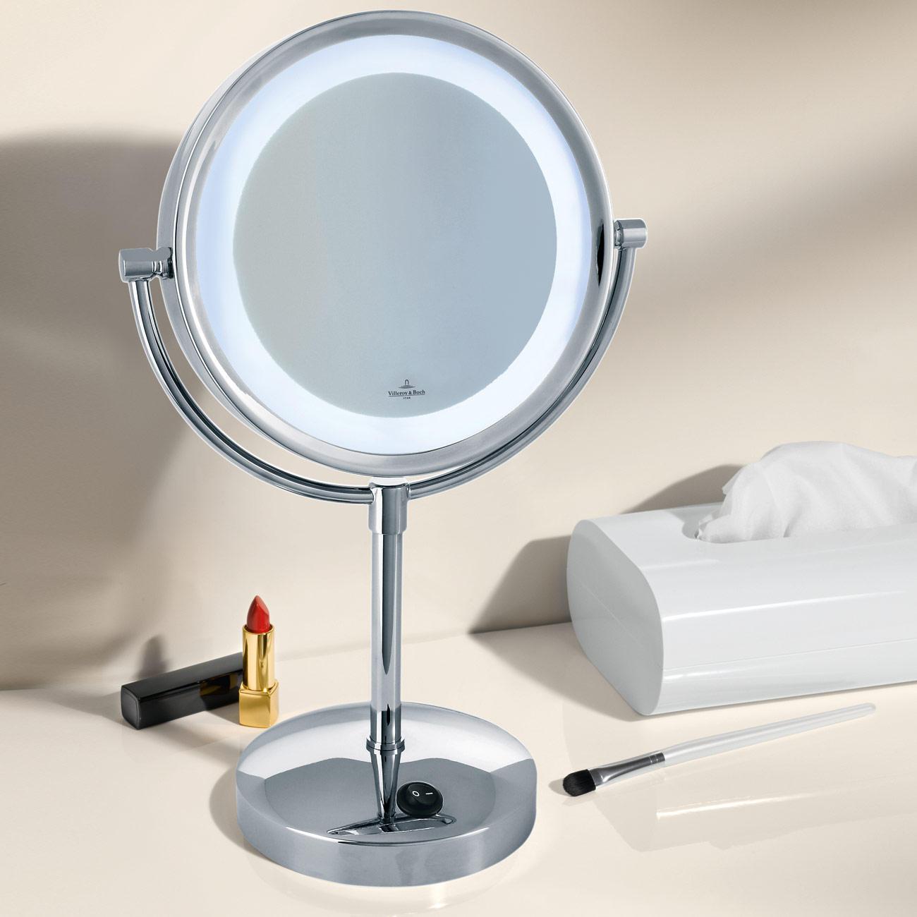 villeroy boch beleuchteter kosmetikspiegel london. Black Bedroom Furniture Sets. Home Design Ideas