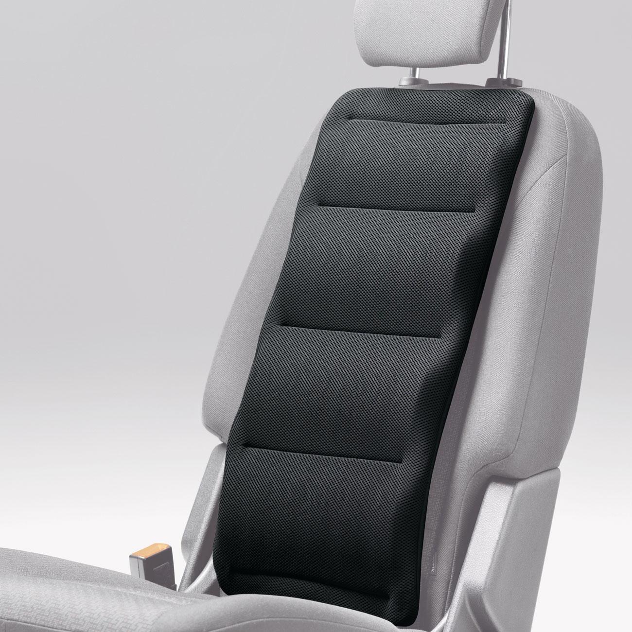 Froli r ckenaktiv polster 30 x 60 x 4 cm schwarz kaufen for Polstertechnik und innendekoration