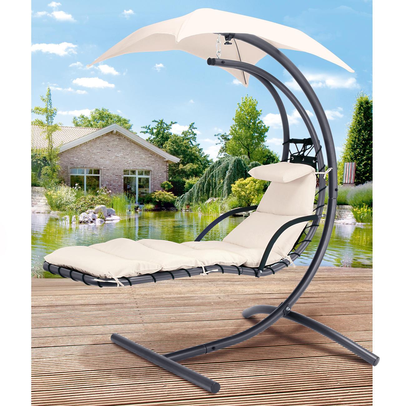 schwebeliege 3 jahre garantie pro idee. Black Bedroom Furniture Sets. Home Design Ideas
