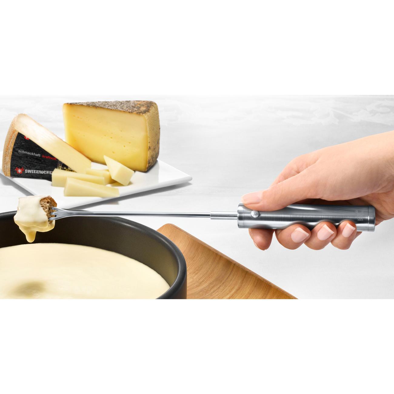 elektrische fonduegabel k serolli 4er set online kaufen. Black Bedroom Furniture Sets. Home Design Ideas