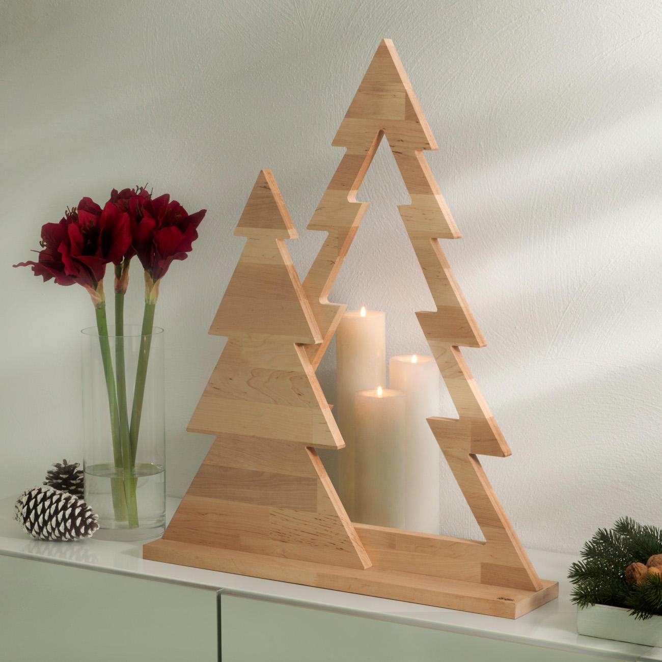 erlenholz deko tannenbaum 72 cm h he online kaufen. Black Bedroom Furniture Sets. Home Design Ideas