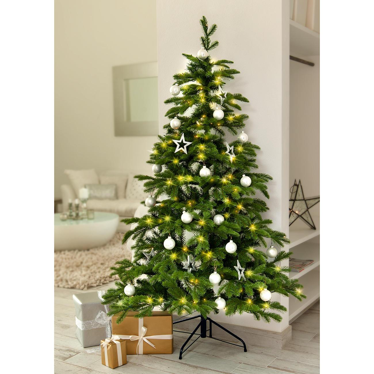 Halber weihnachtsbaum 180 cm h he online kaufen - Weihnachtsbaum wand ...