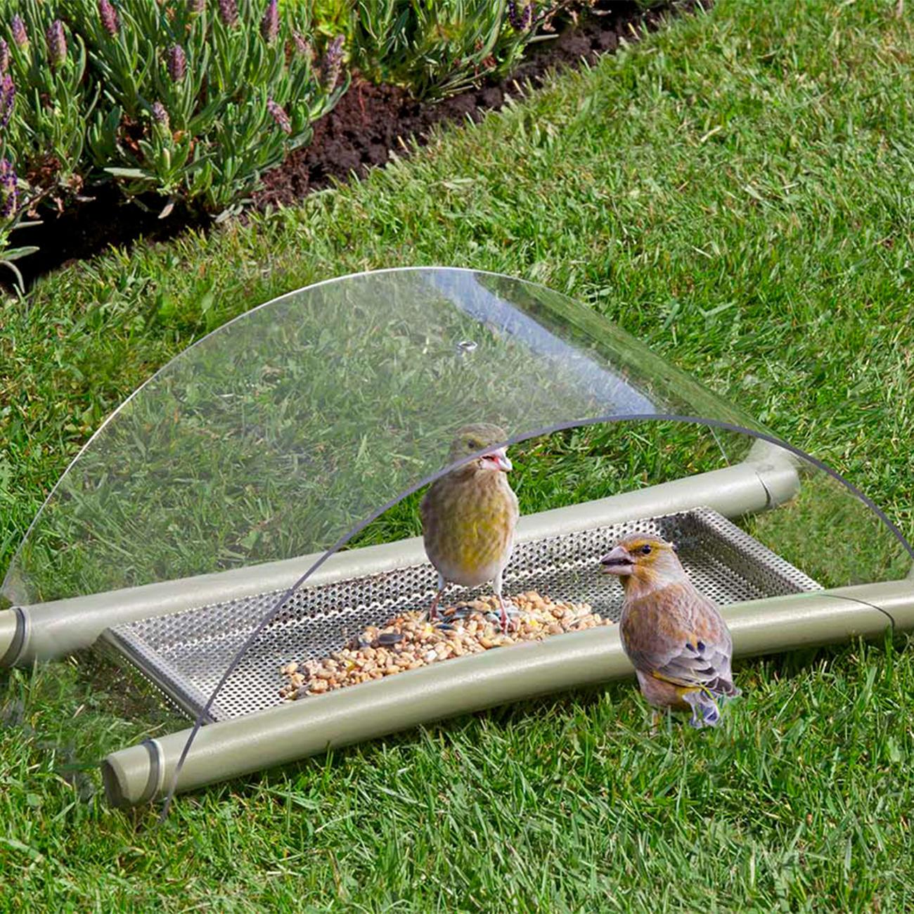Pro Idee Garten : boden vogelfutterstelle 3 jahre garantie pro idee ~ Watch28wear.com Haus und Dekorationen