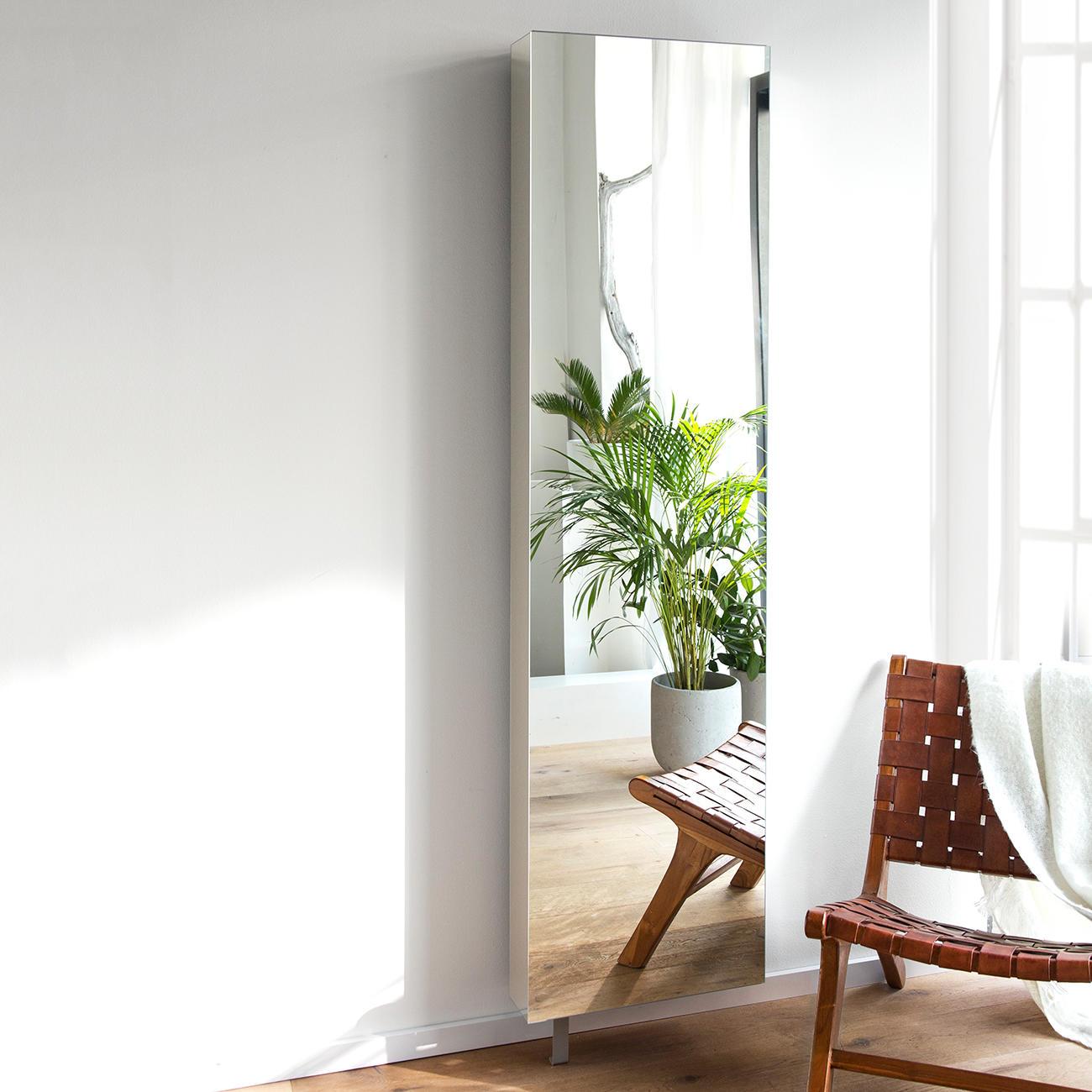 Spiegel drehschrank 3 jahre garantie pro idee - Spiegelschrank flur ...