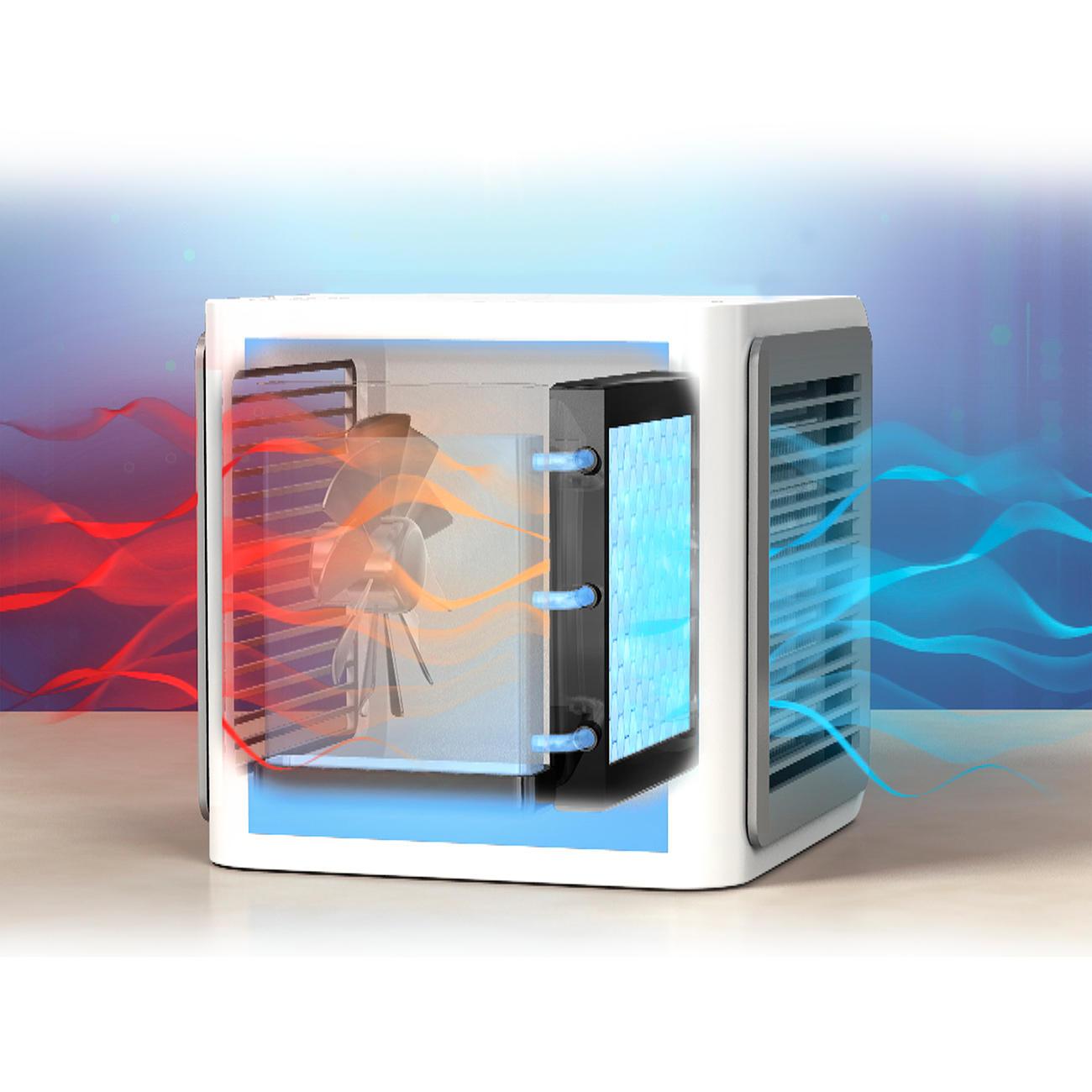 Mediashop Mini Klimaanlage Artic Air Online Kaufen
