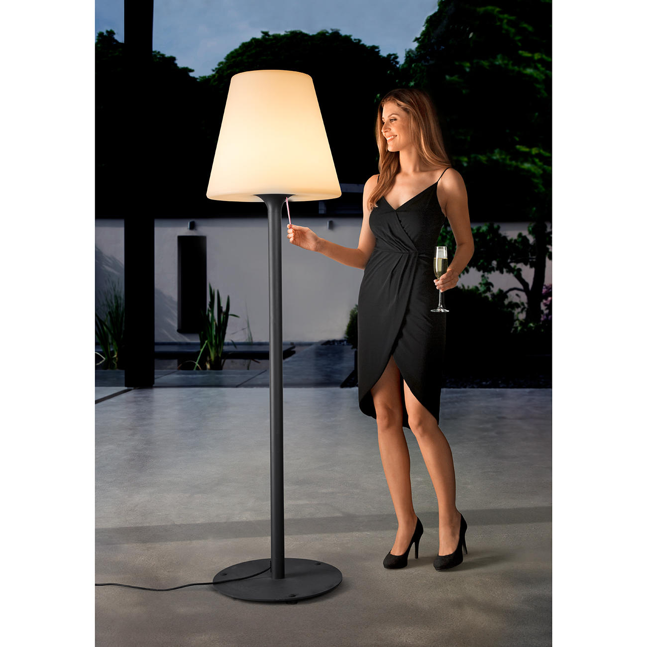 XXL Moonlight Stehlampe