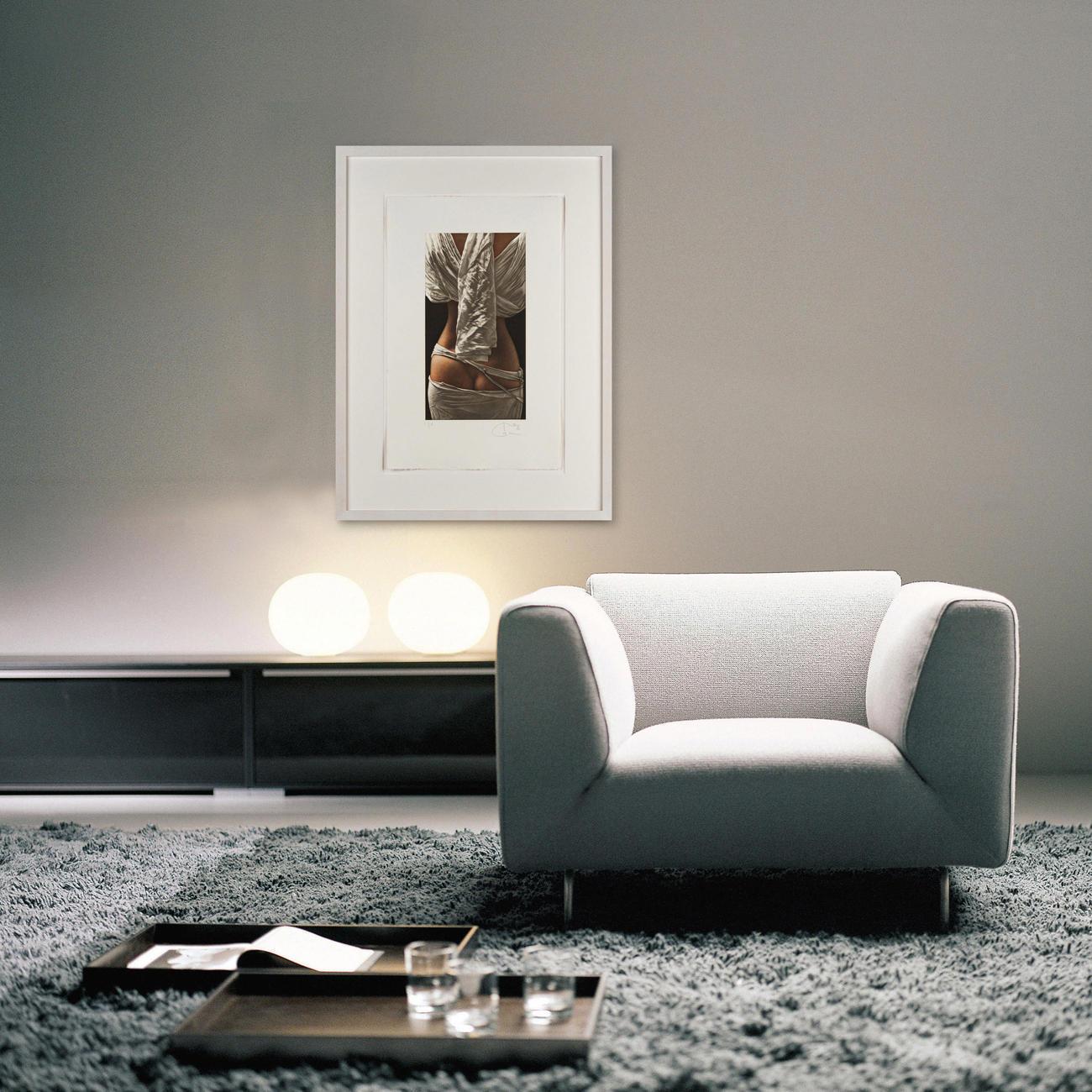 willi kissmer r ckenakt kaufen pro idee kunstformat. Black Bedroom Furniture Sets. Home Design Ideas