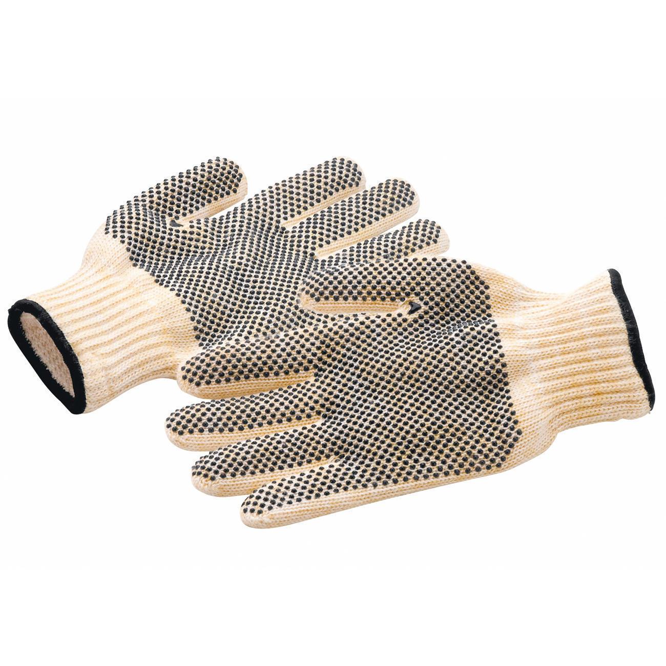 hitzeschutz handschuhe mit nomex und kevlar 2 st ck. Black Bedroom Furniture Sets. Home Design Ideas