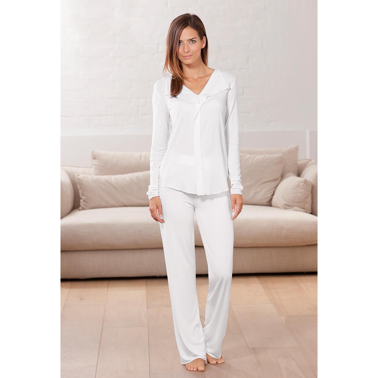 micromodal couture pyjama 3 jahre garantie pro idee. Black Bedroom Furniture Sets. Home Design Ideas
