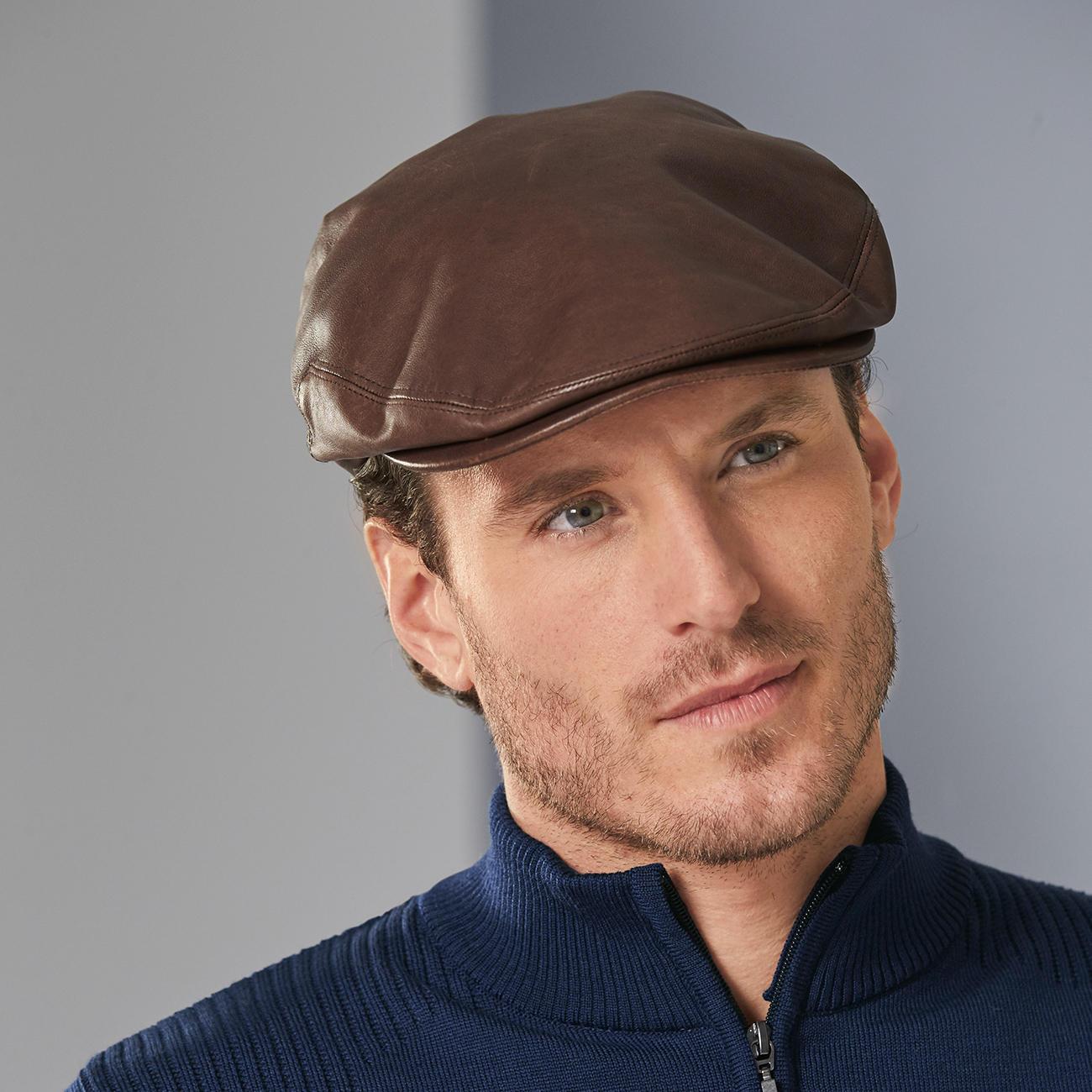 Casquette Beret Homme Fashion