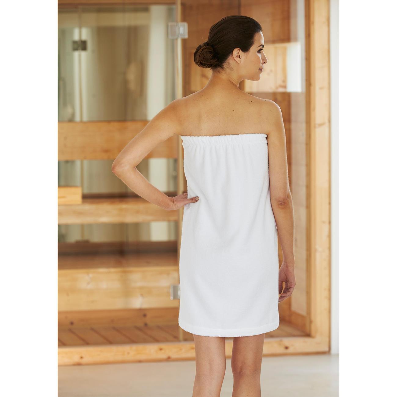 taubert sauna sarong mode klassiker entdecken. Black Bedroom Furniture Sets. Home Design Ideas