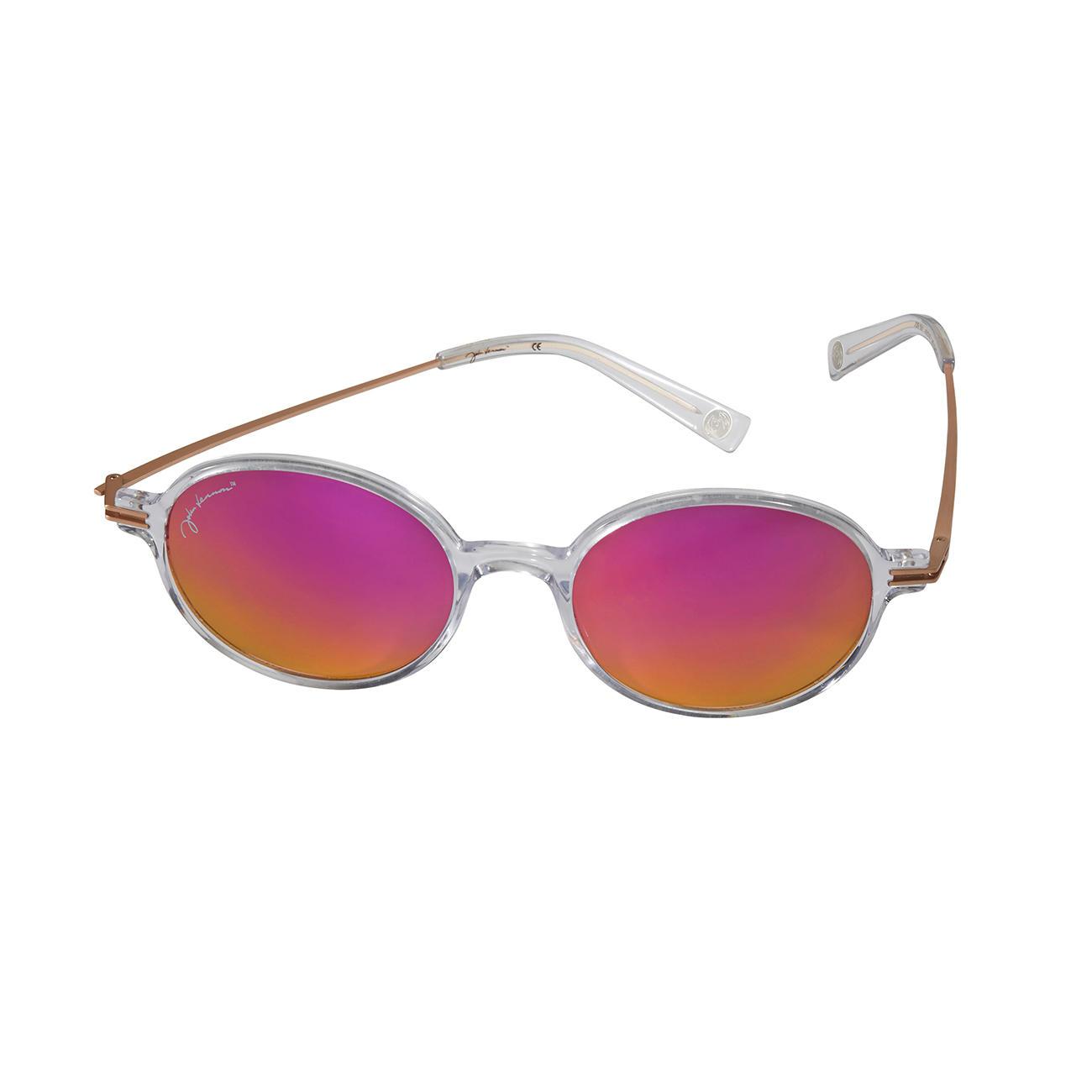 John Lennon Sonnenbrille Pink | Klassiker entdecken