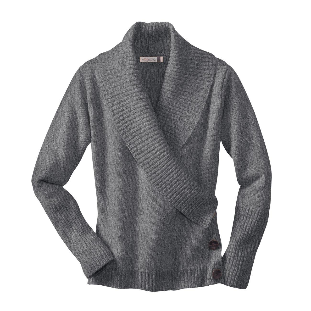 competitive price 5aae4 7495f Fisherman Wickelpullover | Mode-Klassiker entdecken