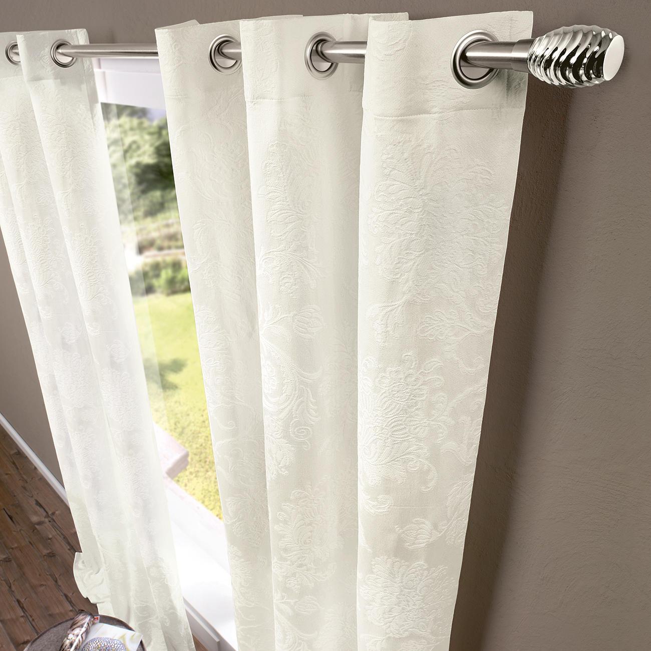 Vorhang piradello 1 st ck vorh nge online kaufen - Vorhang barock ...