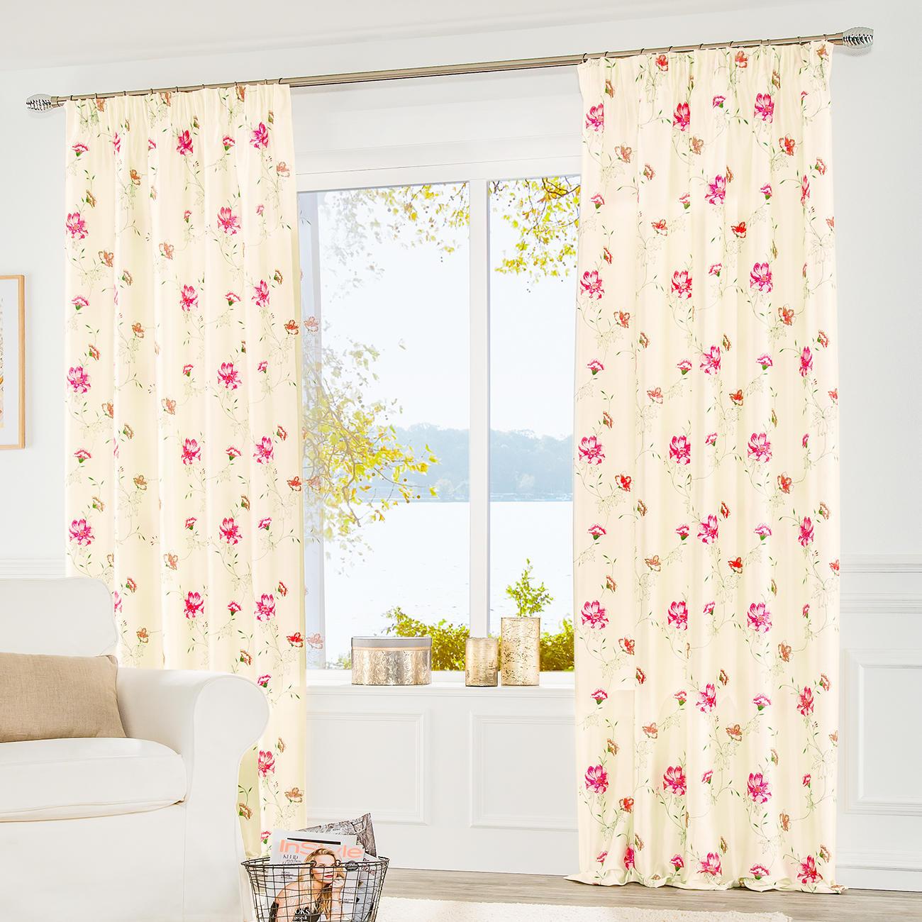 vorhang violet 1 vorhang vorh nge online kaufen. Black Bedroom Furniture Sets. Home Design Ideas