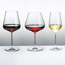Zalto Denk'Art Weißweinglas, Bordeauxglas oder Burgunderkelch - Die Weingläser namhaftester Glashütten im Profi-Test: Dies sind die Sieger.