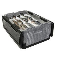 In der 39-l-Box bringen Sie Torten, Salate, Grillgut, ... Ihren Großeinkauf oder bis zu 30 Getränkeflaschen à 0,5 l unter.