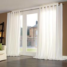 """Vorhang """"Silent"""", je 1 Vorhang - Samtweiches Spezialgewebe dämpft störenden Schall, verbessert die Raumakustik – und Ihr Wohlbefinden."""
