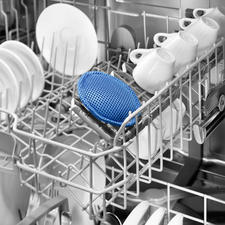 Bio-aktives Spülmaschinenpad - Schont Ihr Geschirr, Ihre Maschine, die Umwelt. Und spart viel Geld.