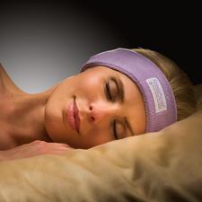 SleepPhones® Kopfhörer-Stirnband - Endlich Kopfhörer, mit denen es sich bequem einschlafen lässt. Ultraflach. Extra flexibel.