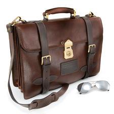 Navigation Bag A4 - In den 30er-Jahren das Bordcase der US-Piloten. Heute eine Legende.
