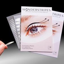 WONDERSTRIPES - Das wohl erste Augenlid-Lifting ohne OP. Offenerer, strahlenderer Blick in Sekunden. Einfach und schmerzfrei.