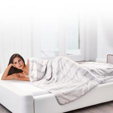 HEFEL Tencel® Decke - Die Vorteile der Hightechfaser Tencel®. Ohne störenden Bettbezug.