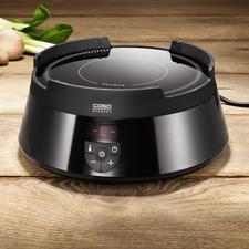 Ideal auch als mobiles Tischkochfeld auf Ihrem Buffet, in Küche und Garten, …
