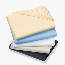Vanille, Hellblau, Weiß, Sand und Anthrazit