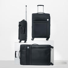 Oconi Dobby-Nylon-Trolley - Robustes Dobby-Nylon. Elegantes Design. Praktische Features. Viel Stauraum. Von Oconi.