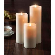 """LED-Kerze """"3D-Flamme"""" - Die neue Generation LED-Kerzen: noch natürlicher, romantischer, stimmungsvoller."""
