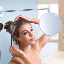 Twistmirror - Endlich ein perfekter Spiegel zum Schminken und Frisieren.