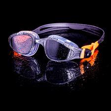 Zoggs Schwimmbrille AquaFlex™ - Klare 180° Panorama-Sicht durch rahmenlose Gläser und optimierte Passform durch bewährte Flexpoint™-Technologie.