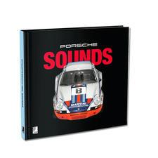 Porsche Sounds Earbook 2015 - Augen- und Ohrenweide für jeden Porsche-Liebhaber.
