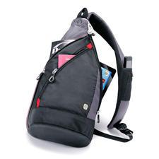 Wenger Schultertasche - Praktischer als eine Tasche. Handlicher als ein Rucksack. Die leichte Schultertasche von Wenger.