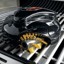 Grillbot - Grillrost schrubben? Das erledigt jetzt Ihr Roboter.