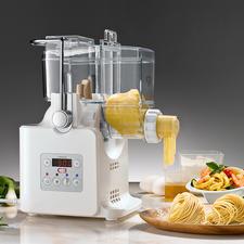 Pasta-Maschine mit Trockengebläse - Einfach Zutaten einfüllen: In nur 7 Minuten sind bis zu 300 g frische Pasta fertig.