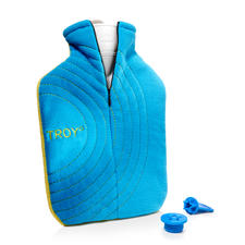 Troy° Wärmflasche - Die patentierte TROY° Wärmflasche: mit genialem Salzpad, Premiumhülle und Sicherheitsverschluss.