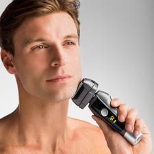 CARRERA Rasierer No521 - Mit dem 4fach Schersystem rasieren Sie sich gründlicher, schneller, schonender.