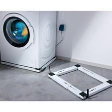 Großgeräte-Roller - Schwere Haushaltsgeräte ganz leicht rollen. Durch flache Bauweise besonders kippsicher. 300 kg Tragkraft.