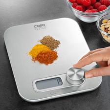 Küchenwaage Kinetic-Energy - Die wohl erste digitale Küchenwaage ohne Batterie.