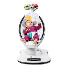 mamaRoo® 3D-Babywippe - Die wohl coolste Babywippe der Welt: spielt Musik und wiegt Ihren Liebling sanft schwingend in den Schlaf. Auf Tastentipp.