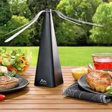 Fliegenwedler - Endlich Ruhe vor lästigen Fliegen: beim Grillen, Brunchen im Freien, auf dem Gartenbuffet, ...