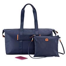 Bric`s 2-in-1-Multi-Bag - Leicht, faltbar, vielseitig. Und besonders elegant.