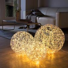 Perfekt als elegant indirekte Beleuchtung in Wohnraum, Kaminecke, Entree,...