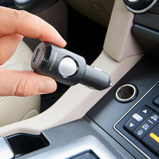 Notruf-System - Das Notrufsystem für Gebrauchtwagen. Ohne teure Nachrüstung. Ohne Einbau. Kann bei einem Unfall Leben retten.