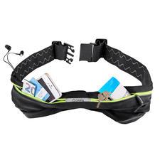 Flex-Sportgürtel - Alle Wertsachen gut geschützt am Körper – und nichts wippt, klappert oder stört.