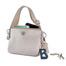 Bogner 4-in-1 Tasche - Die 4-in-1 Bogner Tasche. Kombiniert Schultertasche, Crossbag, Gürtel- und Kosmetiktasche.