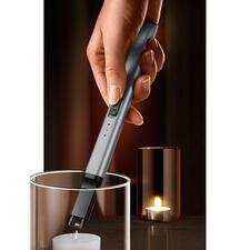 Stab-Anzünder - Kein Feuerzeuggas oder -benzin. Keine Hitze in der Nähe Ihrer Hand. Kein gefährliches Aufflammen.